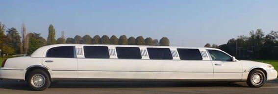 """Lincoln Limousine 180"""""""